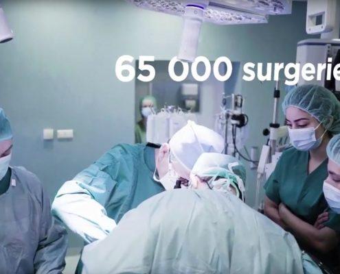 Reklaminis klipas Kauno klinikoms